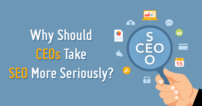 CEOs Guide to SEO
