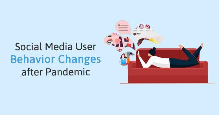 Social Media User Behavior Changes